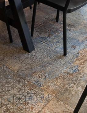 Carpet Vestige Natural 100x100