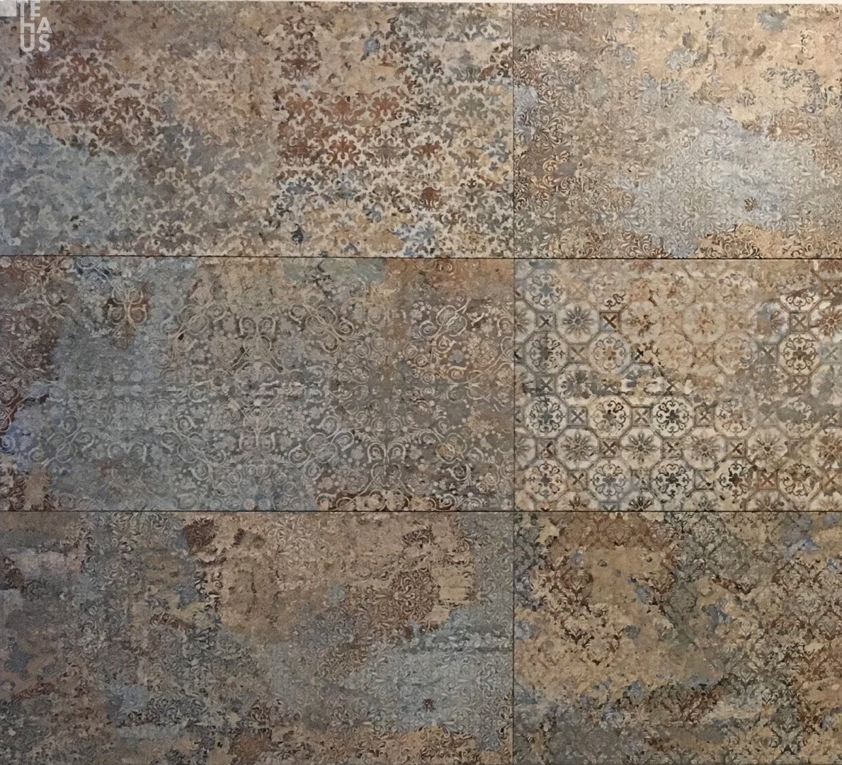 Carpet Vestige Natural 100x100 Tehaus Pl