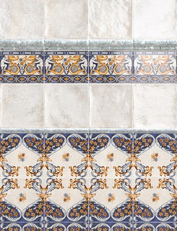 Cenefa Aranjuez 15x20
