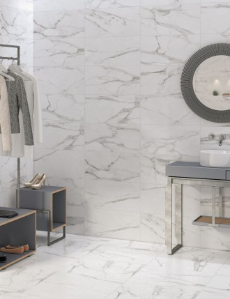 Da Vinci Lux White 45x90