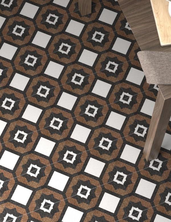 Płytka imitacja cement Pamesa Deco Nolde 22.3x22.3