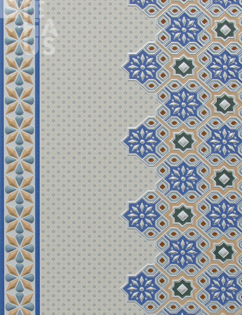 Alcazaba Listwa 31x56