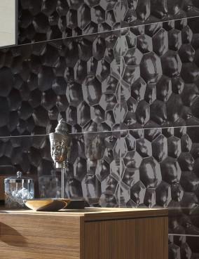 Płytki Unik Bubbles Glossy 30x90