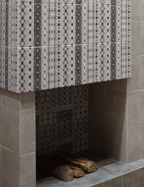 Płytki Mainzu Dekor Carpet 20x20