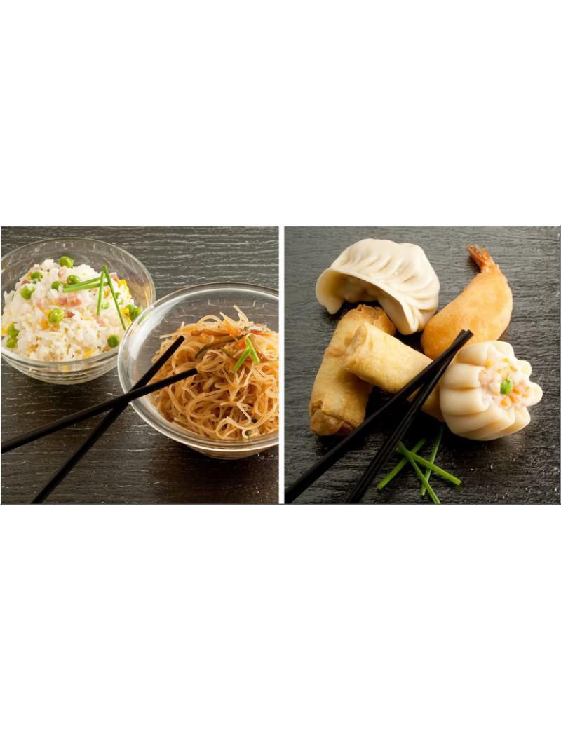 2 Oriental Food 2:1