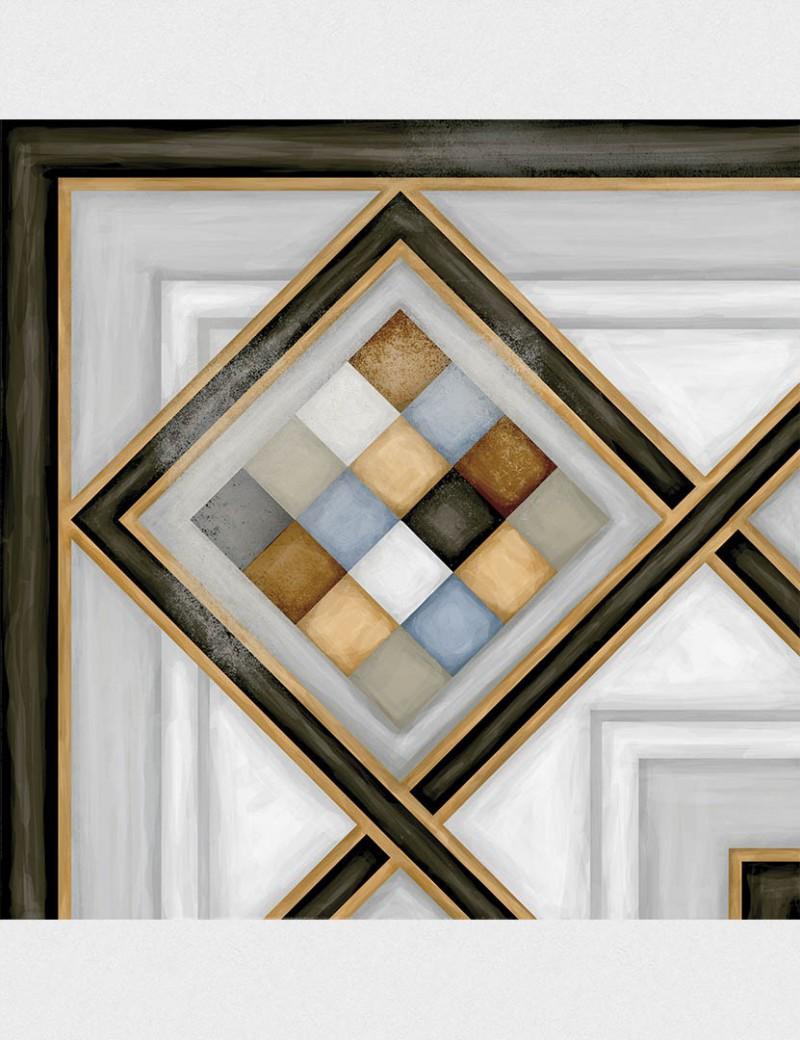 Pombo-3 Multicolor 20x20