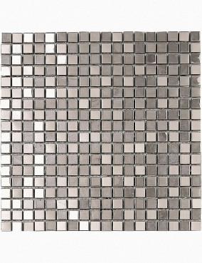 Metalic silver 30.1x30.1