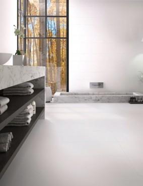 Płytki Zirconio Smooth White 60x120
