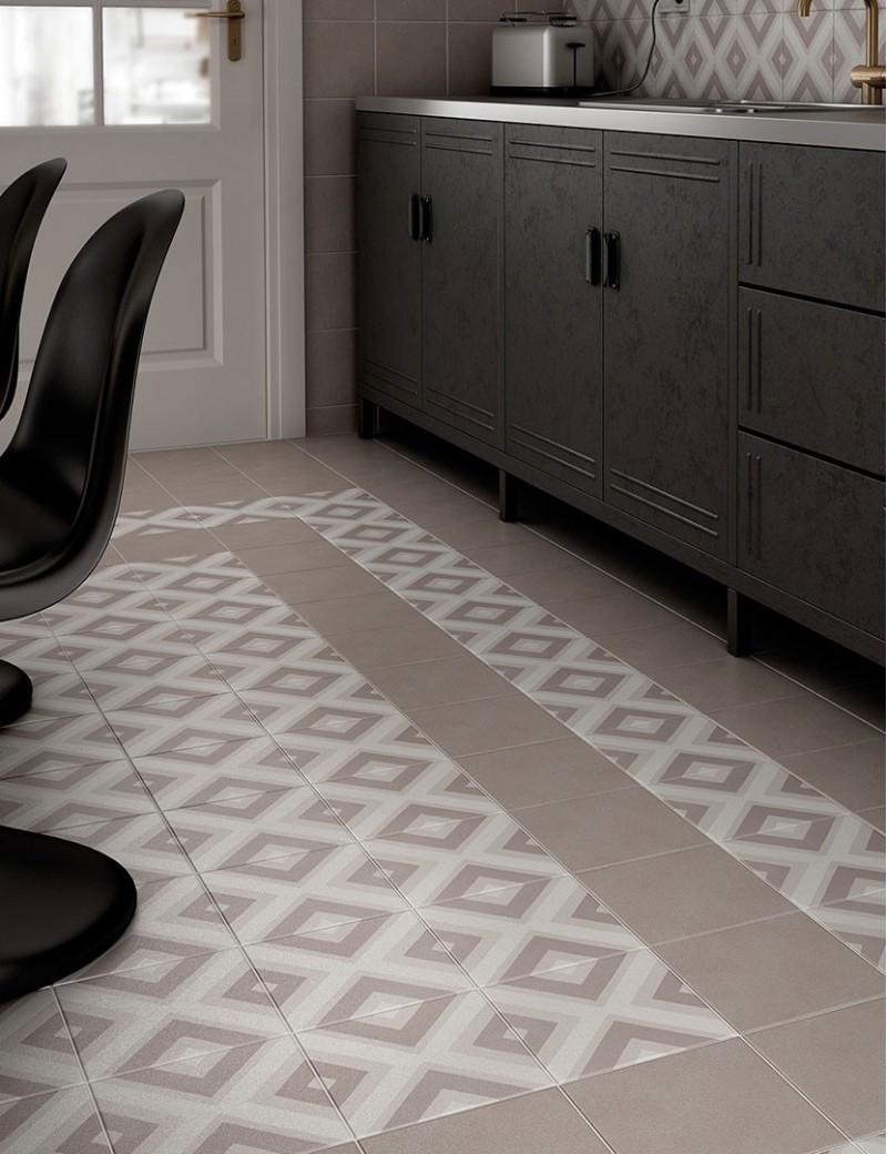 Deco Square Pastel 20x20