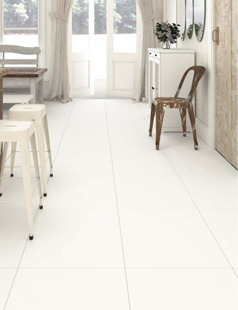 Płytki Zirconio Smooth White 60x60