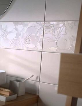 Płytka Rako Unicolor Biała 20x60