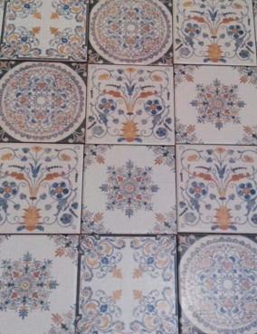 Płytka Carmen Saint Tropez Bastide 15x15