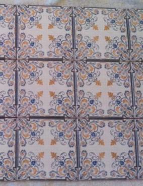 Płytka Carmen Saint Tropez Pinet 15x15